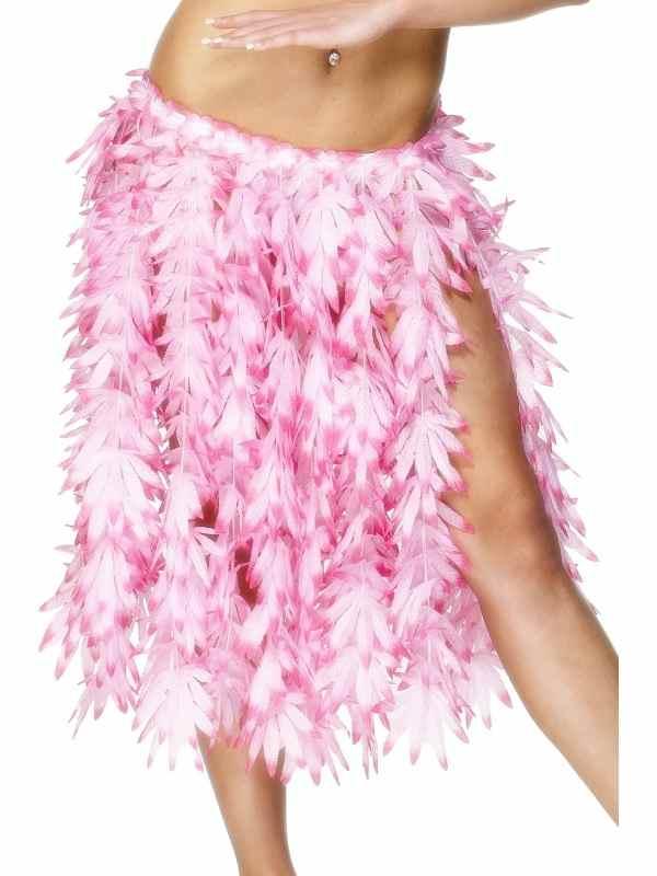 Roze Hawaii Bloemenrok