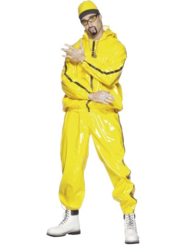 Rapper Ali G Heren Verkleedkleding