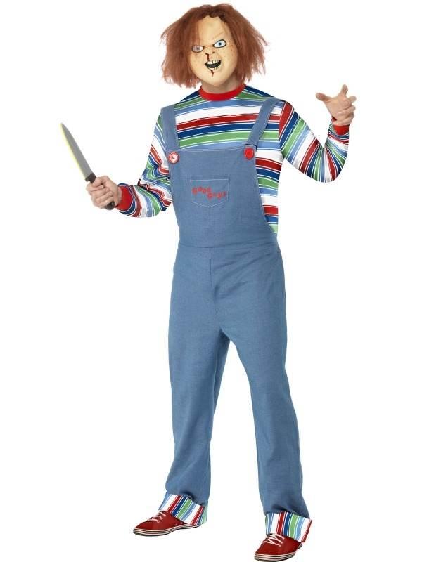 Chucky Heren Verkleedkleding