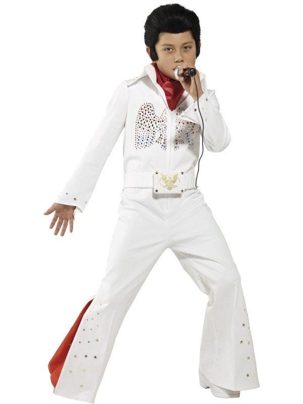Jongens Elvis Presley Kostuum