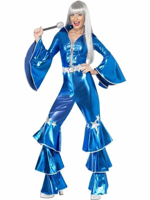 1970's Dancing Dream Abba Kostuum