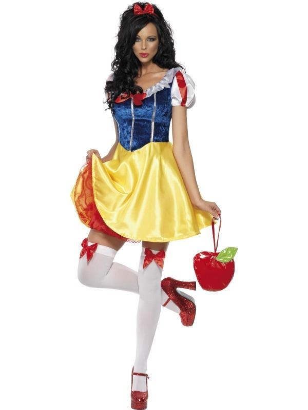 Fever Fairytale Sneeuwwitje Kostuum