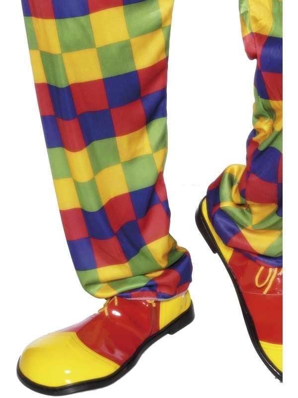 Clown Schoenen Deluxe