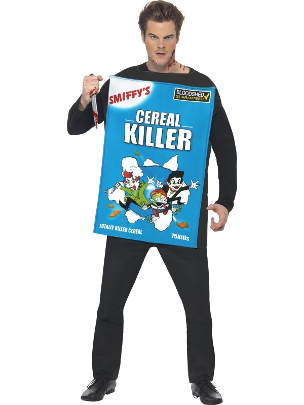 Cereal Killer Heren Verkleedkleding