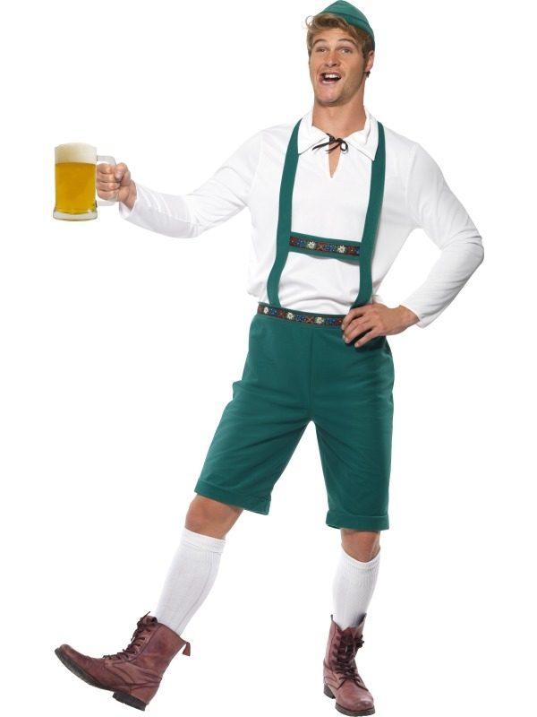 Oktoberfest Heren Verkleedkleding