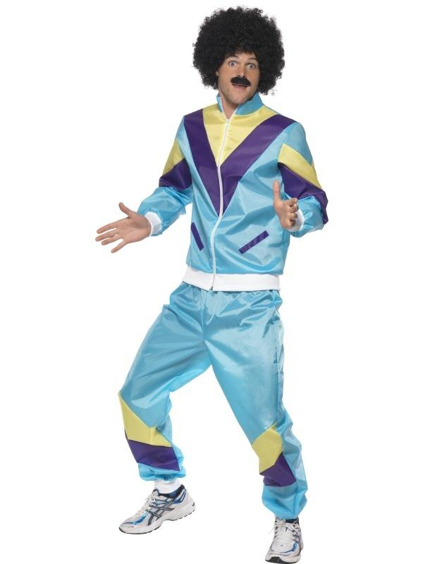 80's Beastie Boy Heren Kostuum