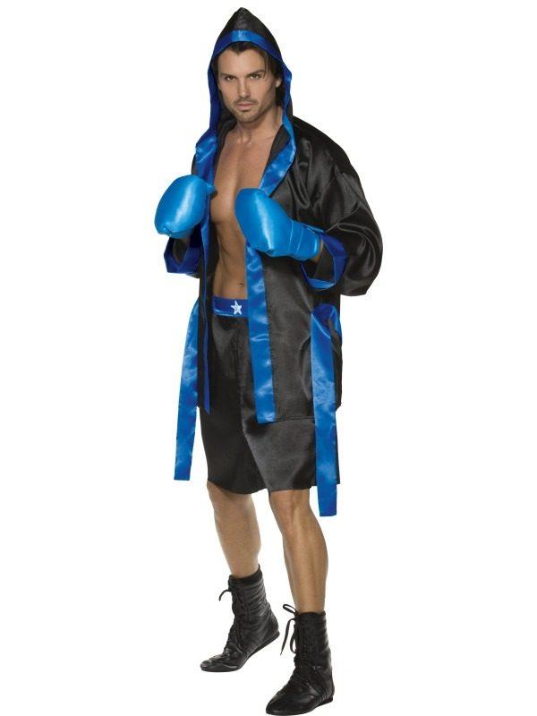 Fever Boxer Heren Verkleedkleding