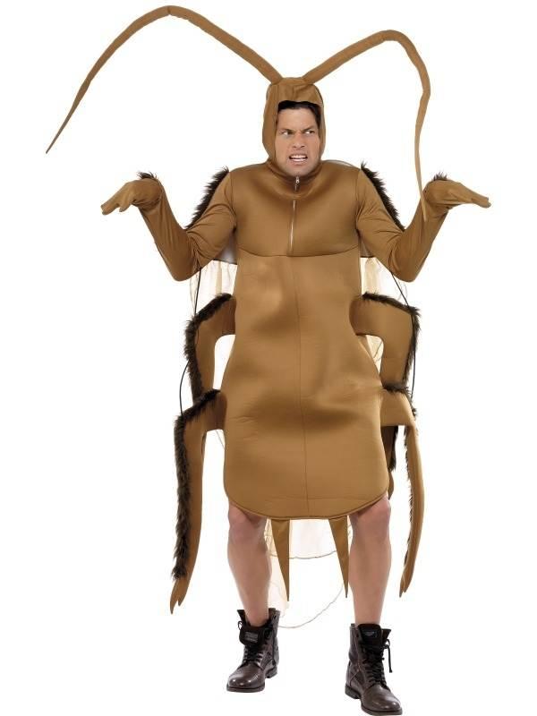 Kakkerlak Heren Verkleedkleding