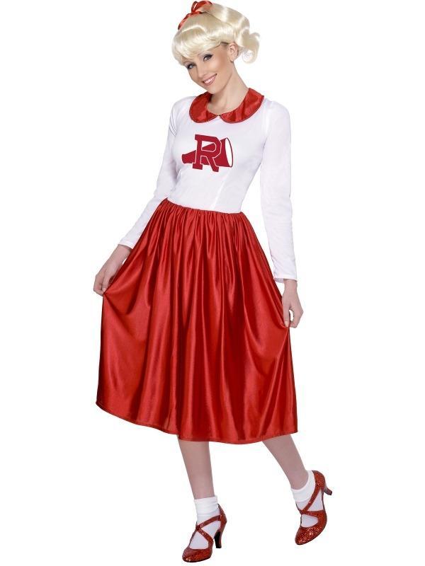Grease Sandy Schoolmeisje Verkleedkleding