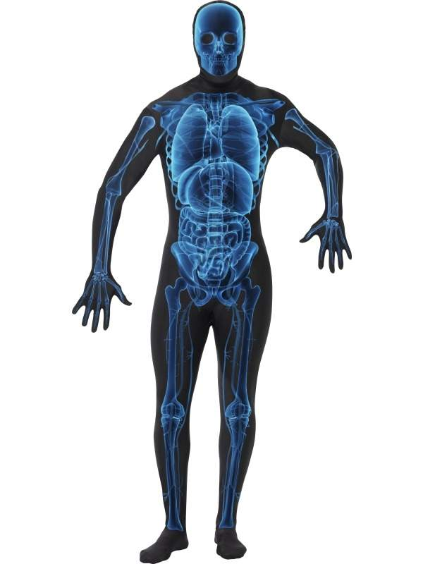 X Ray Second Skin Morph Suit
