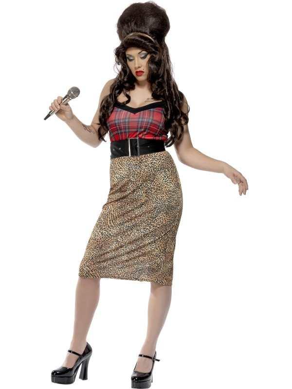 Rehab Amy Winehouse Verkleedkleding