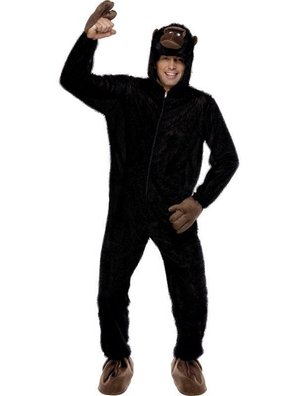 Gorilla Verkleedkleding