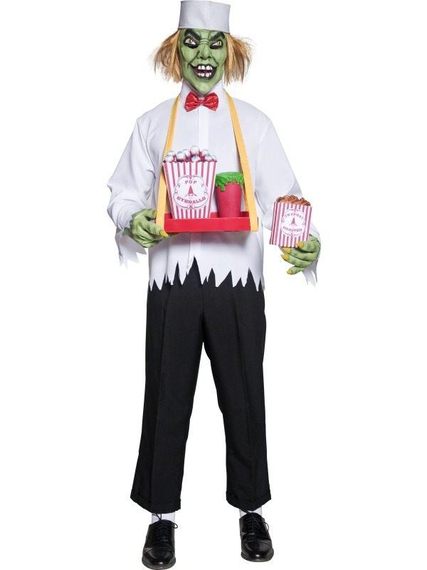 Circus Horror Verdorven Eten Heren Kostuum