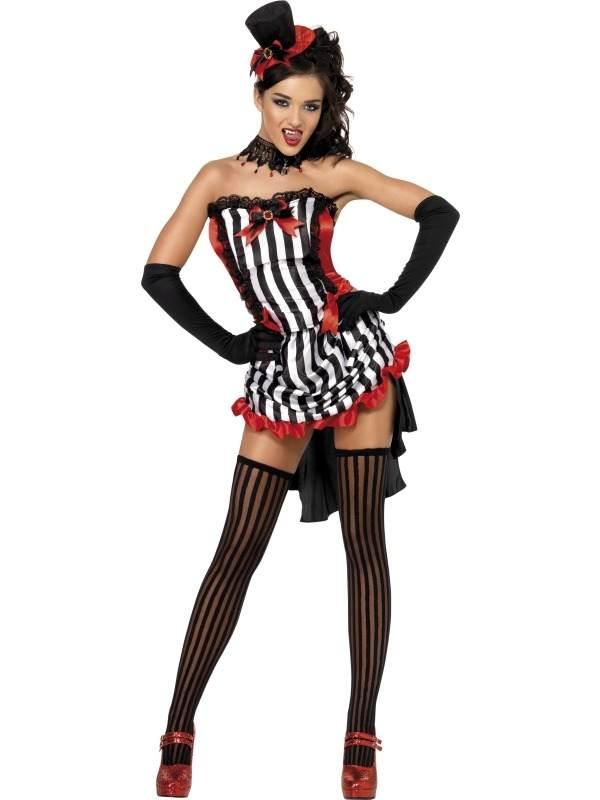 Fever Madame Vamp Vampieren Kostuum
