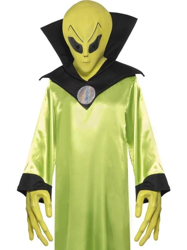 Alien Lord Verkleedset