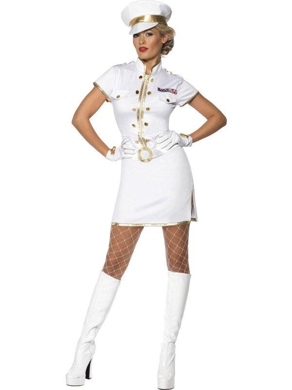 High Seas Captain Kapitein Verkleedkleding