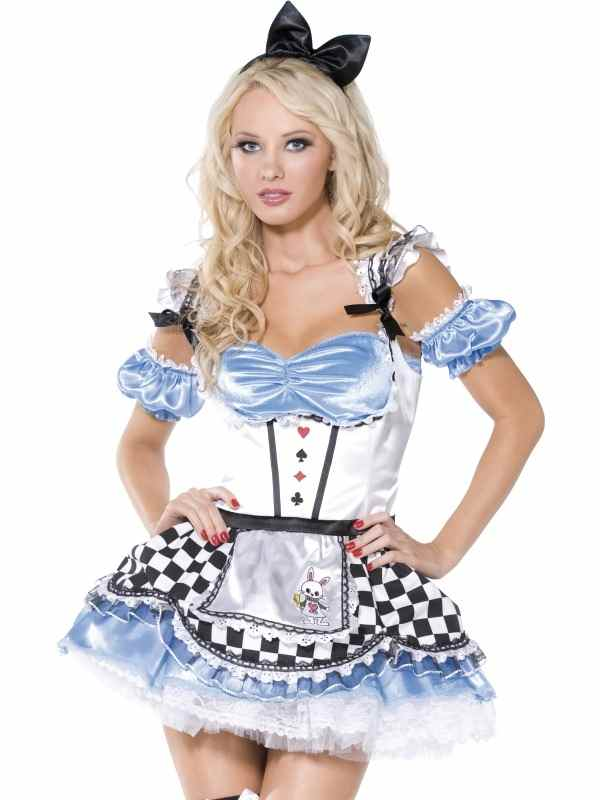 Fever Boutique Sweet Alice In Wonderland