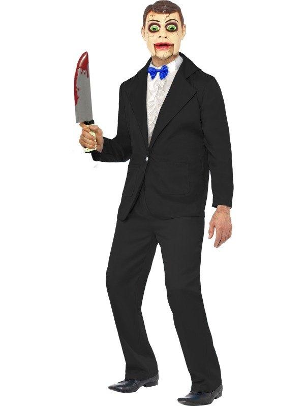 Horror Buikspreker Heren Kostuum