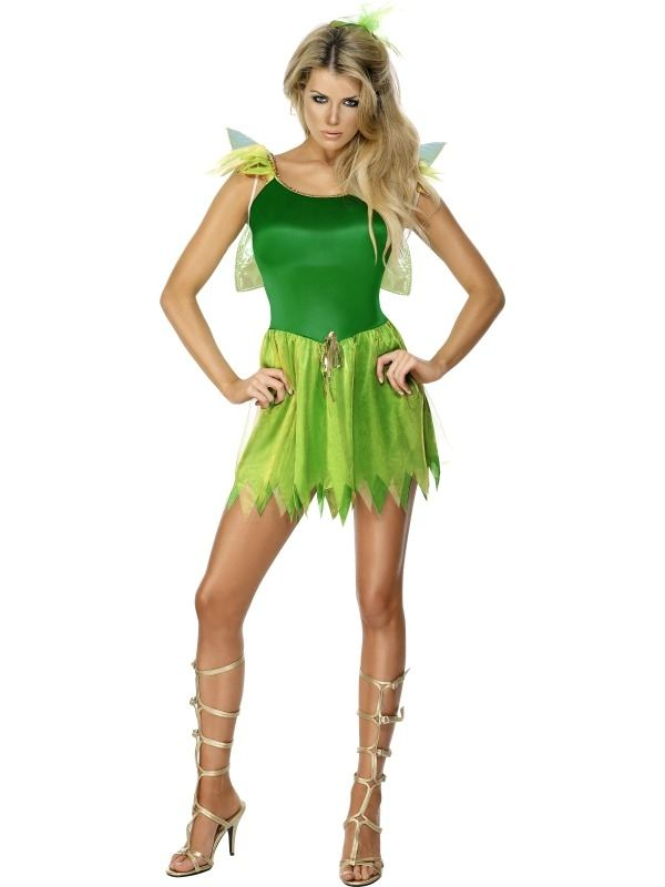 Woodland Fairy Bosfee Kostuum