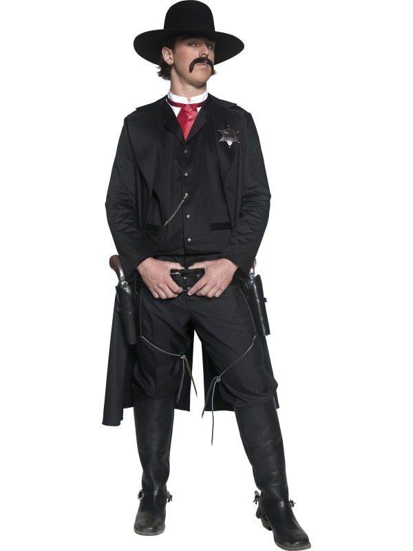 Authentic Western Sheriff Verkleedkleding