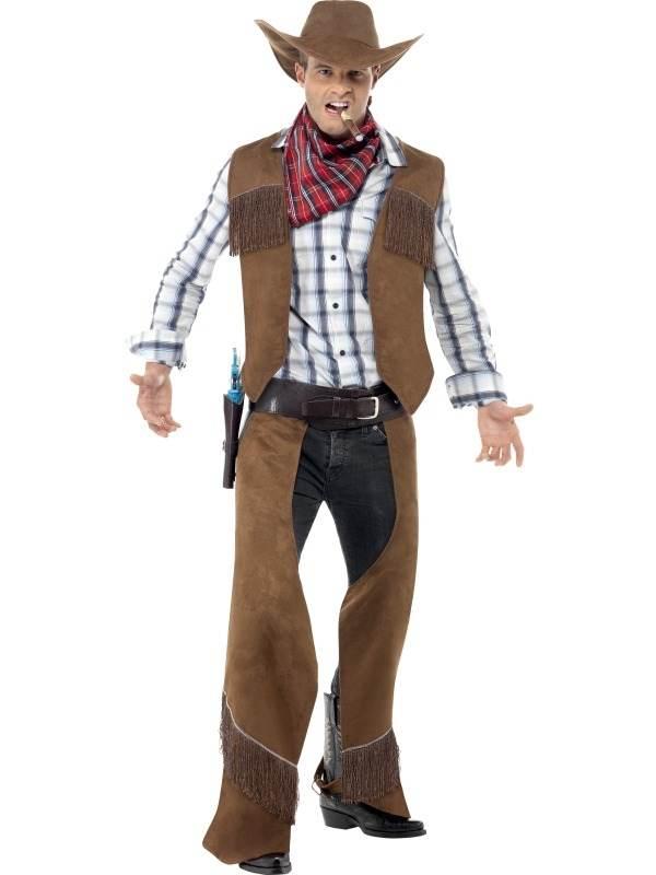 Franje Cowboy Verkleedkleding
