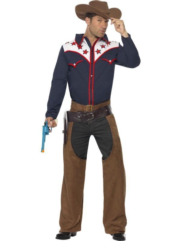Rodeo Cowboy Kostuum