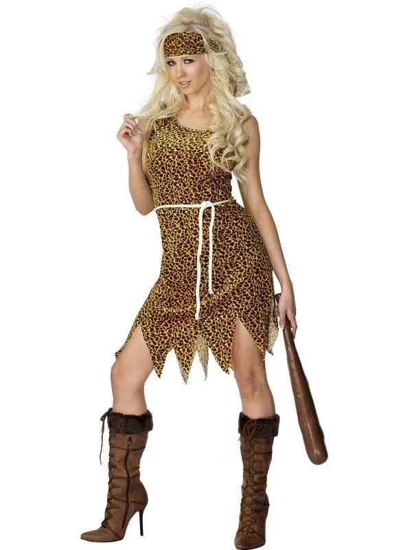 Cavewoman Oervrouw Verkleedkleding
