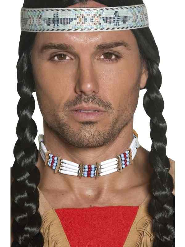 Authentic Western Indianen Ketting