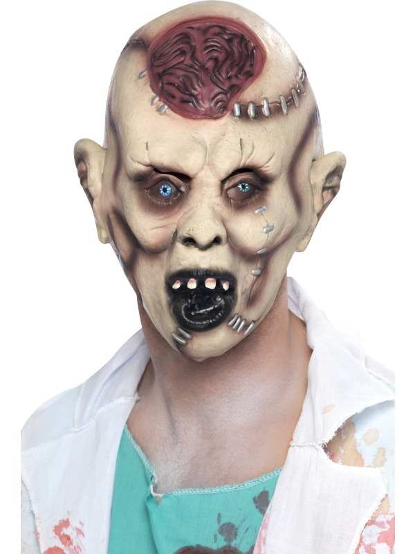 Autopsy Zombie Horror Masker