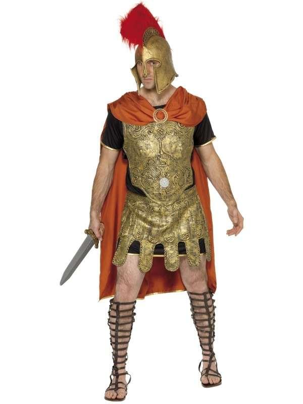 Romeinse Soldaat Heren Verkleedkostuum