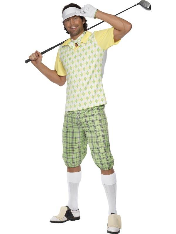 Golf Heren verkleedkleding