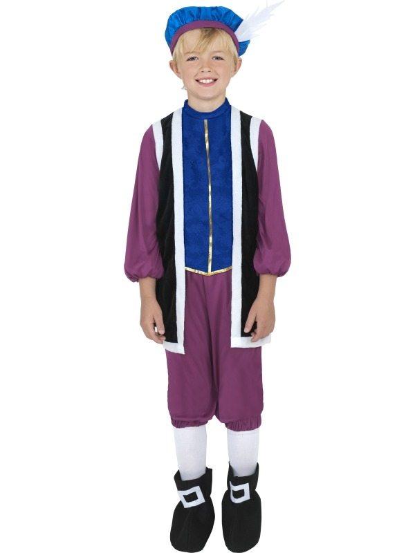 Tudor Jongen Verkleedkleding