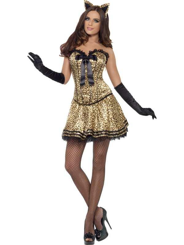 Fever Boutique Katten Dames Kostuum