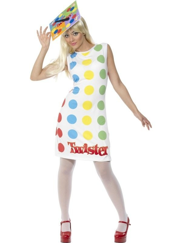 Twister Ladies Kostuum