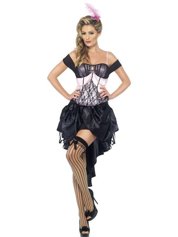 Madame L' Amour Burlesque Kostuum