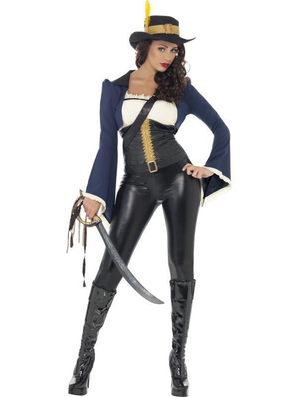 Penelope Piraten Kostuum