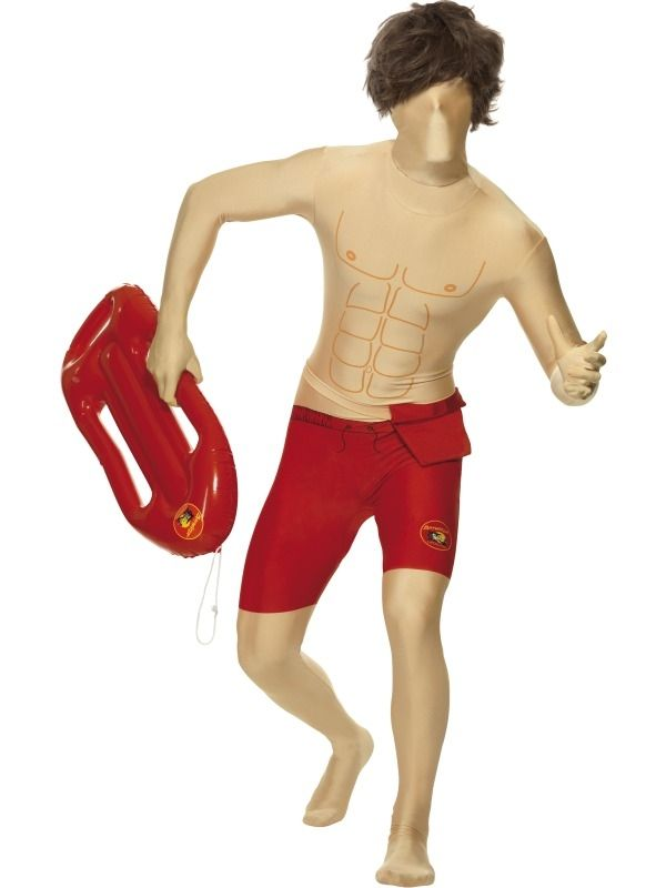 Baywatch Second Skin Morphsuit
