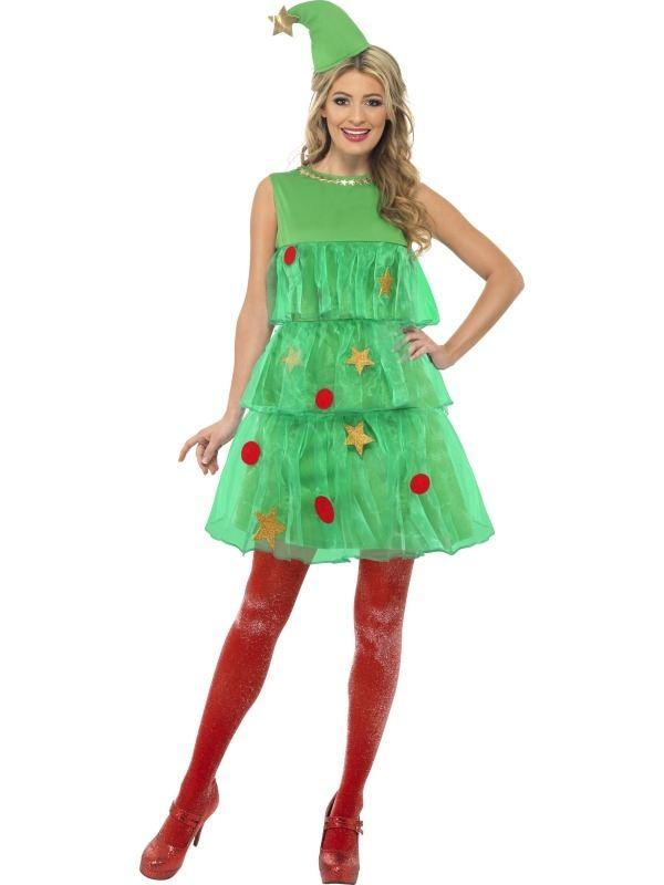 Kerstboom Kostuum