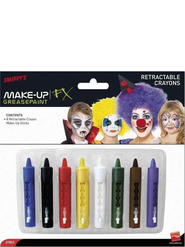 Make-Up FX Uitschuifbare Schmink Krijtjes