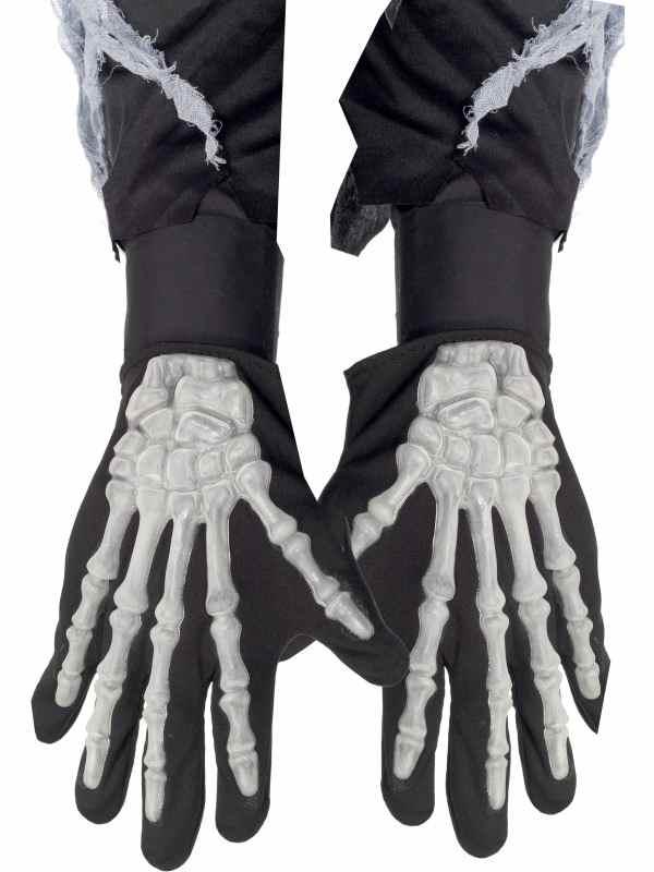 Skeletten Handschoenen voor Volwassenen