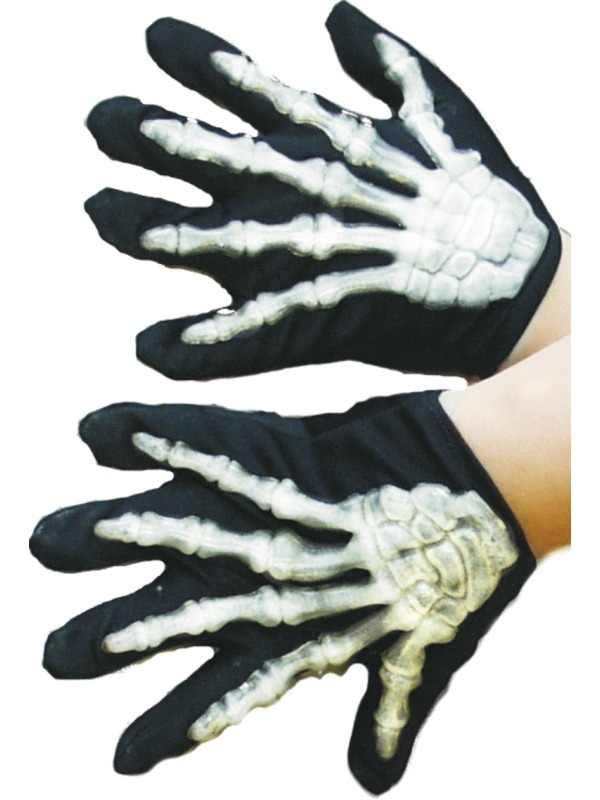 Kinder Skeletten Handschoenen