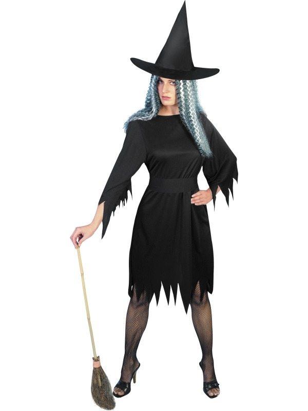 Spooky Witch Heksen Verkleedkleding Halloween