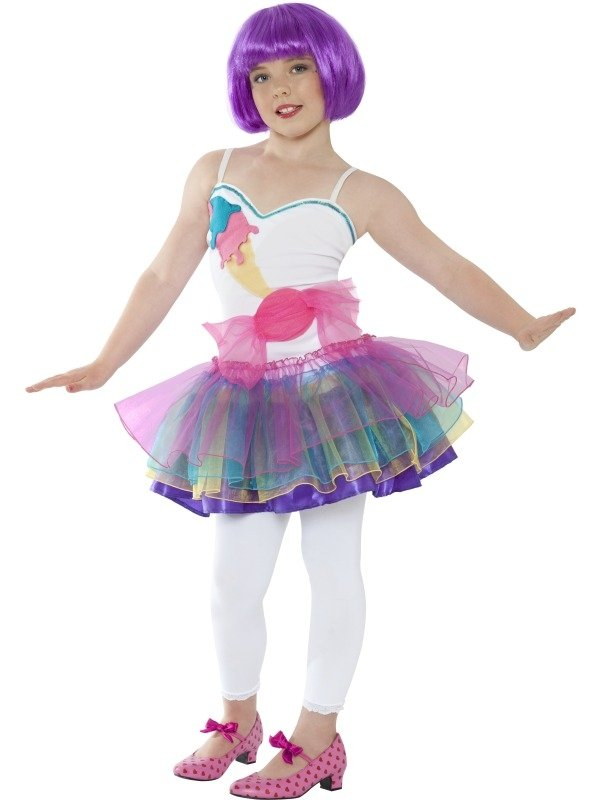 Mini Candy Girl Katy Perry Style Meisjes Kostuum