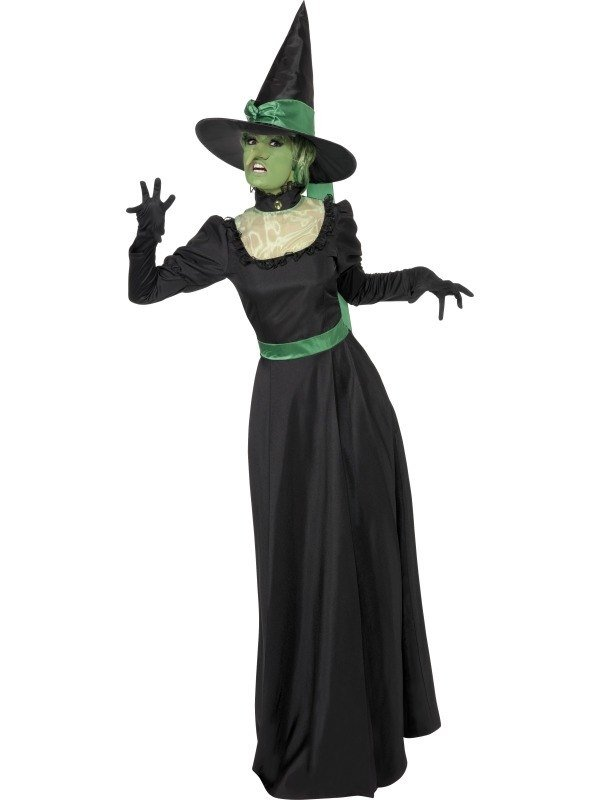 Wicked Witch Heksenkostuum Halloween