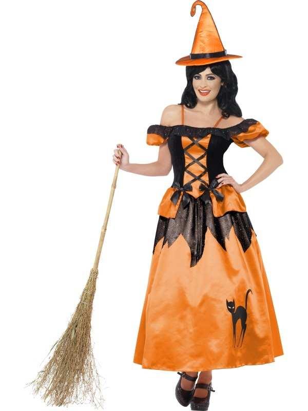 Sprookjes Heks Halloween Verkleedkostuum