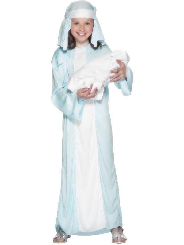 Maria Moeder van Jezus Meisjes Kostuum