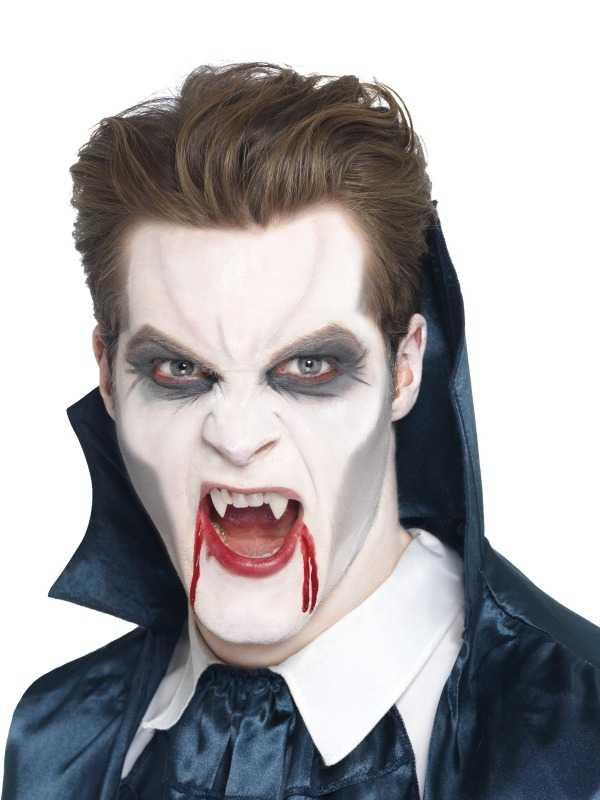 Vampieren Tanden met Pasta