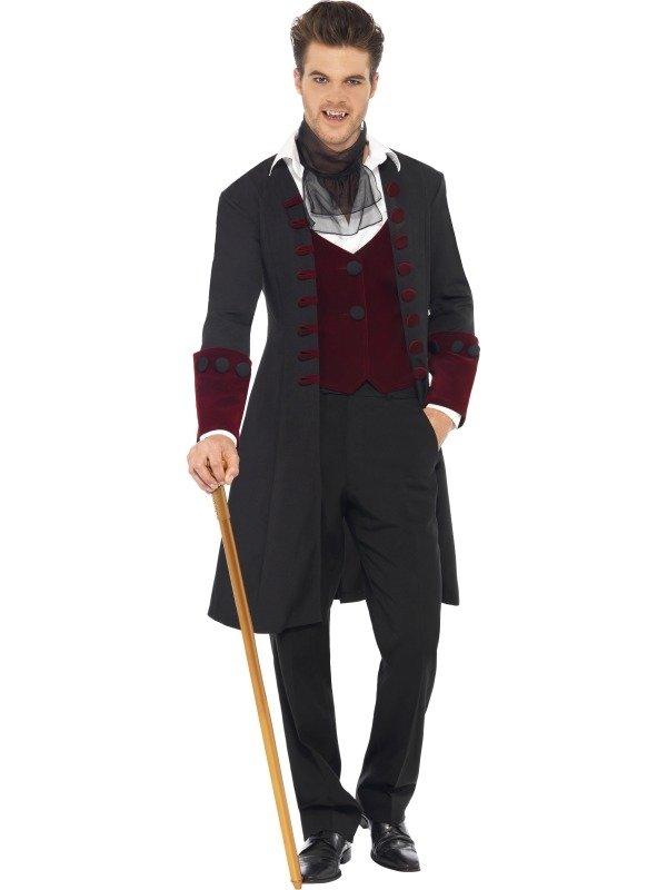 Fever Gothic Vampire Vampieren Kostuum