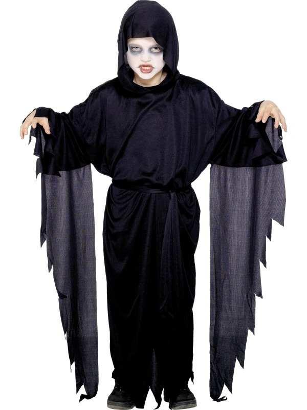 Screamer Ghost Kinder Halloween Kostuum