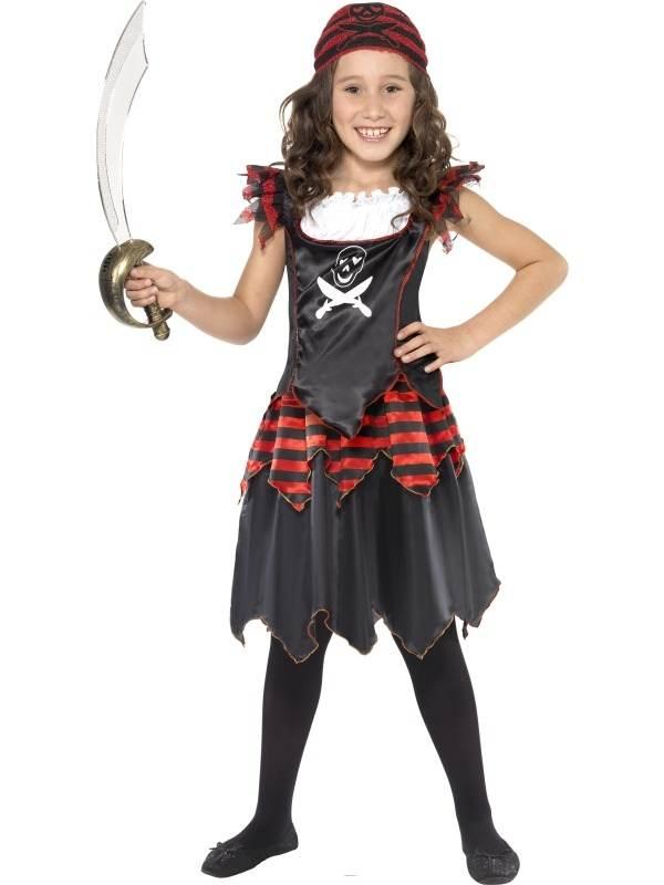 Stoere Piraat Verkleedkleding voor Meisjes
